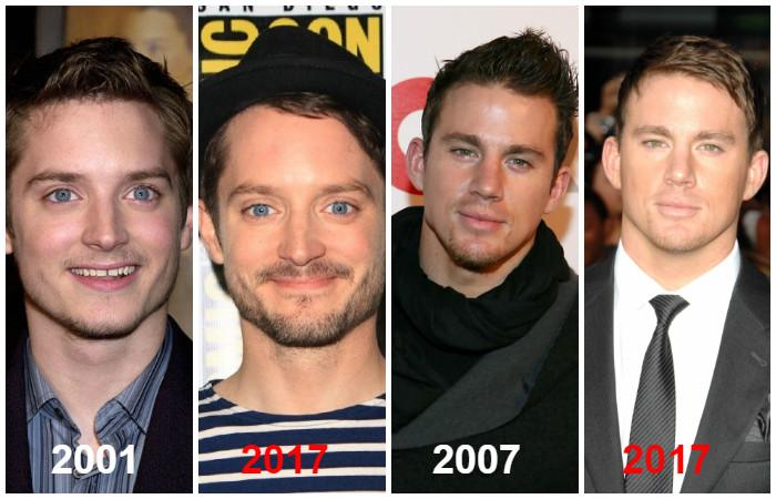 10 красавцев-актёров, которые вообще не стареют