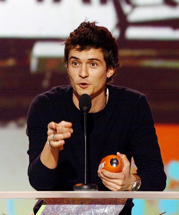 На церемонии вручения премии «Выбор подростков»-2007