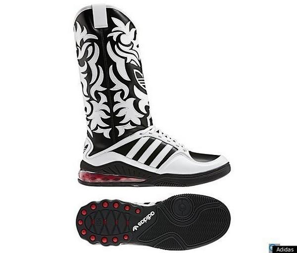 «Ковбойские» Adidas Cowboyboot. Только для крутых парней.