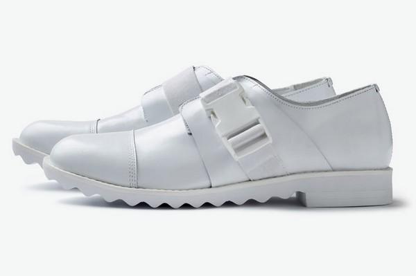 Adidas SLVR – свежий микс кроссовок и «оксфордов»