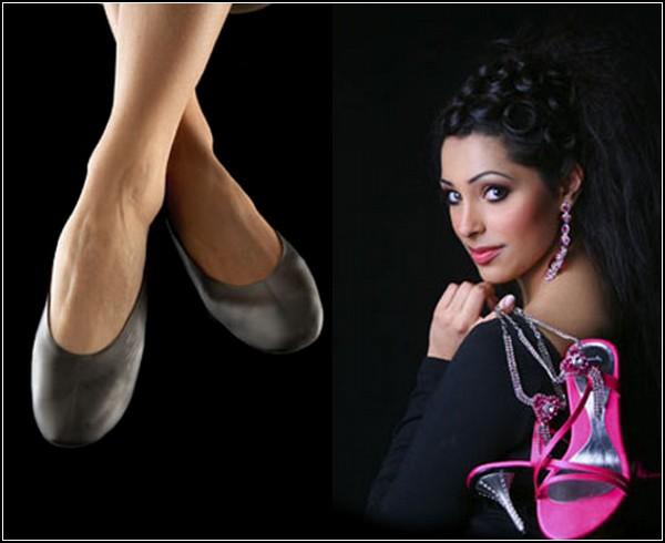 После высоких каблуков особенно приятно обуть удобные и модные балетки