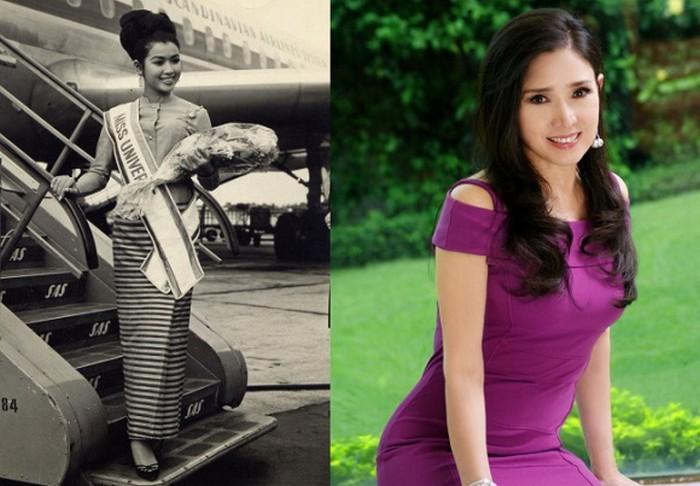 Apasra Hongsakula – «Мисс мира-1965» Apasra Hongsakula