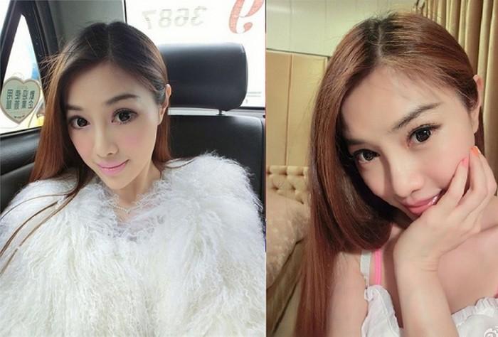 Спортивная красавица Zhang Tingxuan…