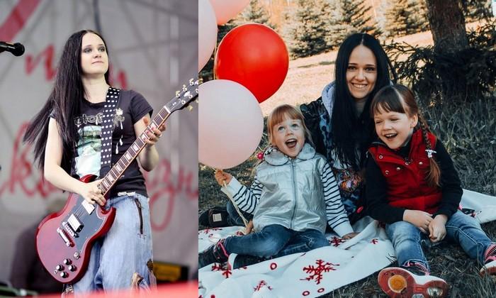 Юная Наташа Щёлкина вышла замуж за продюсера «Ранеток» Сергея Мильниченко и родила ему двоих детей.