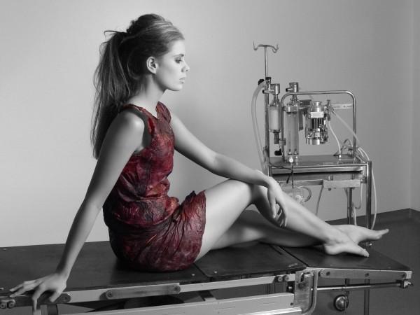 Винное платье и австралийских лабораторий