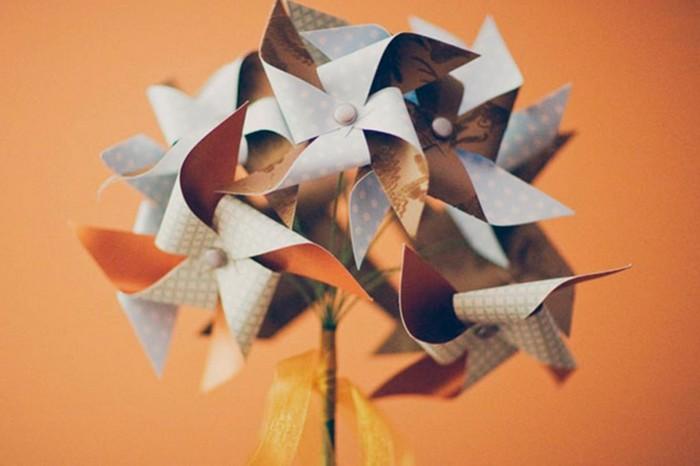 10 свадебных букетов без цветов, которые подчеркнут индивидуальность невесты