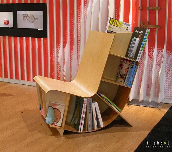 Победитель Design at Montreal's International Design Show 2008 от студии fishbol