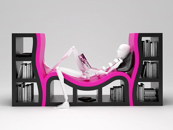 Todo lo que es necesario para una lectura cómoda, ya está incluido en el diseñador del proyecto Stanislav Katz