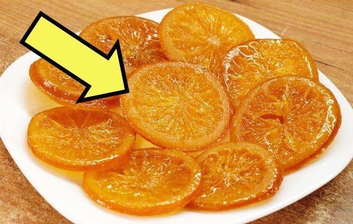 Апельсин в сахаре и другие способы использовать цитрусовые этим летом.