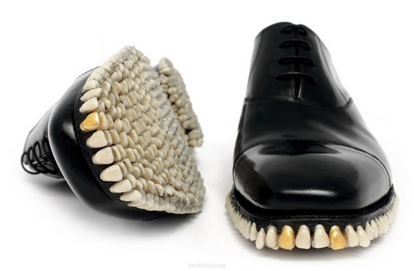 Мохнатые и зубастые «хищники» из коллекции Apex predators от Fantich and Young