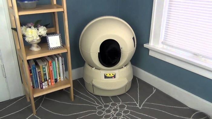 Litter-Robot III – самый умный кошачий туалет, который сам уберёт за питомцем