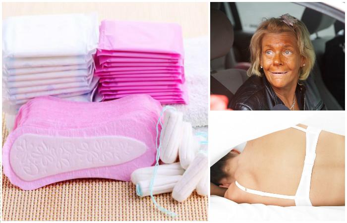 7 вредных привычек, которые основательно вредят женщинам