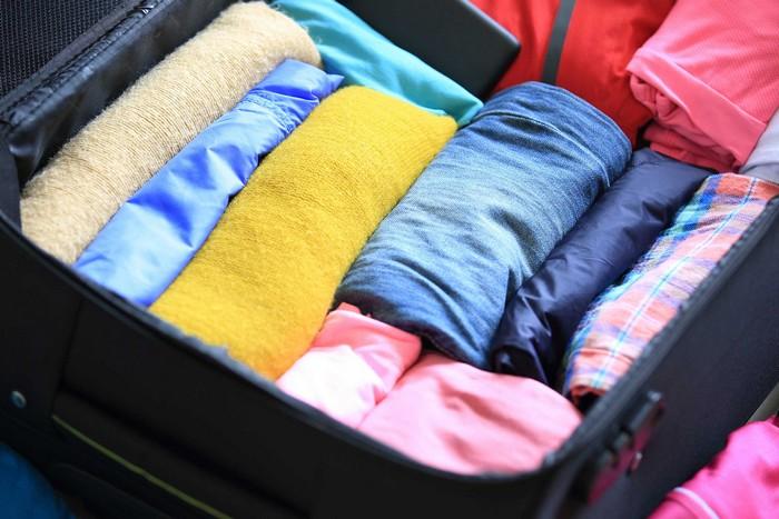 6 шагов, которые помогут собрать чемодан для путешествия буквально за полчаса