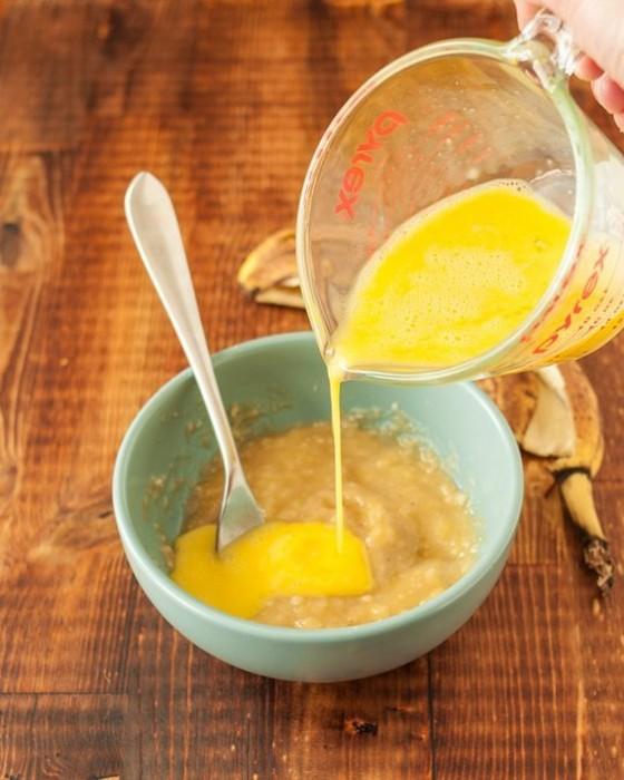Банановые блинчики: готовим полезный перекус за 2 минуты из двух ингредиентов