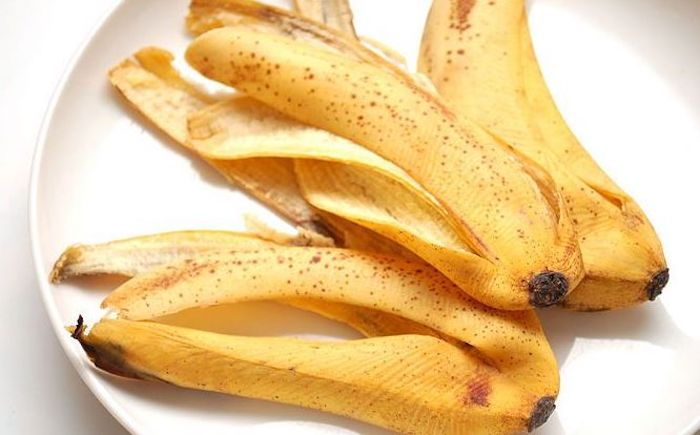 Банановая кожура улучшит сон и настроение.