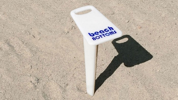 Beach Bottoms – самое удобное пляжное покрывало с кучей «фишек»