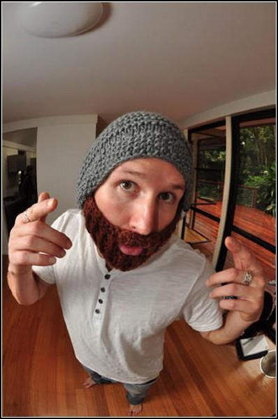 Как сделать бороду из шапки: создатель Beardo Джефф Филипс