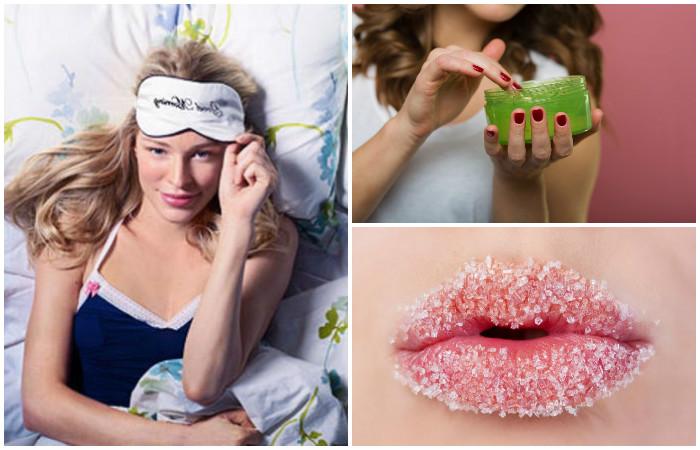 10 процедур, которые нужно сделать перед сном, чтобы проснуться красавицей
