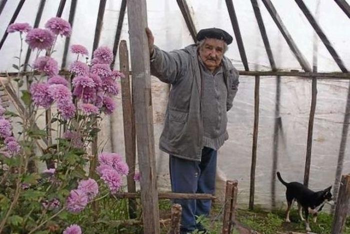 Хосе отказался покидать родовую ферму и переезжать в резиденцию президента.