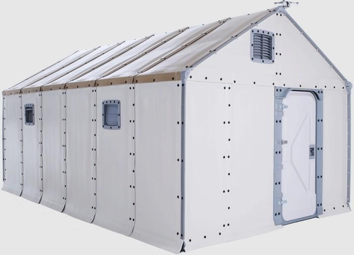Better Shelter – самое надёжное и комфортное временное жилище для беженцев от IKEA