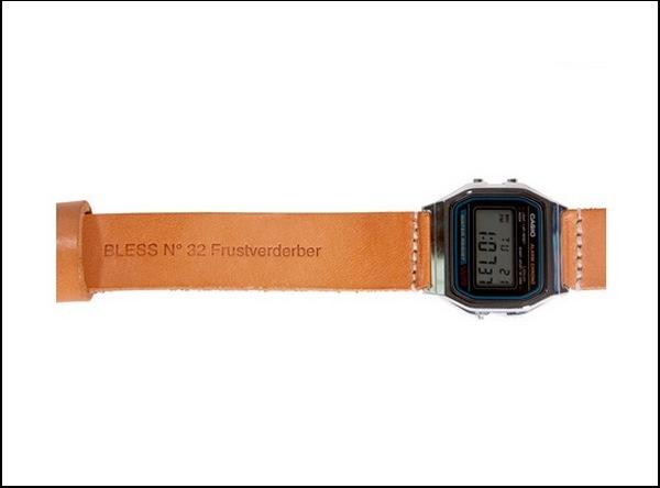 Женские пояса Watch Belt от немецкой марки Bless