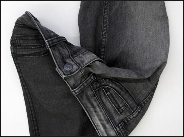 Стильные джинсы от Bleulab сшиты из одного куска ткани