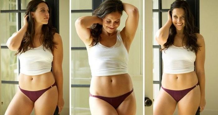 Женское бельё Bloom Prive можно сменить, не снимая одежды
