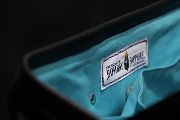 Самый стильный мини-бар от производителей легендарного джина Bombay Sapphire