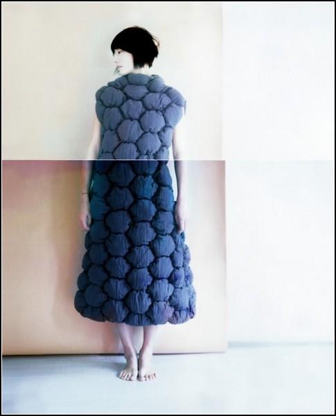 Одежда, похожая на ватный матрац: креативная коллекция Ready-Made