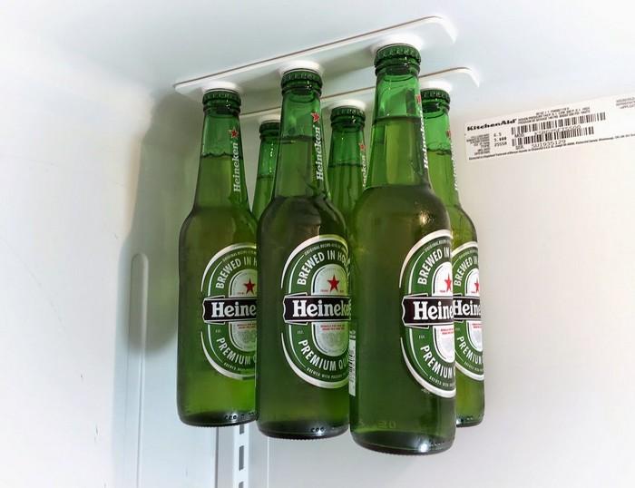 Bottle Loft - вешалка для пива и аккуратистов
