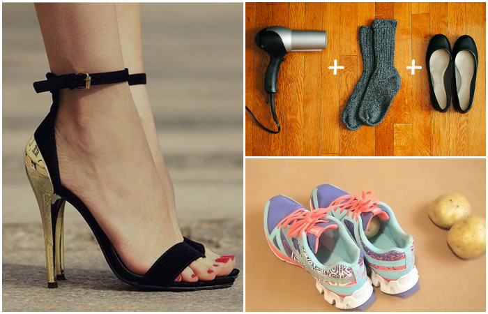Лучшие домашние средства защиты от гололеда - какая обувь не скользит в гололед?