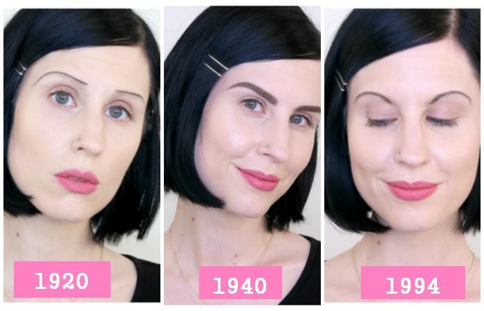 Эволюция бровей: как менялась мода на женские брови за последние сто лет