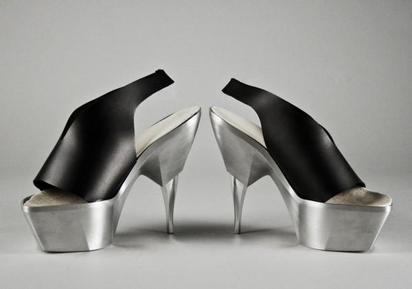 Индустриальная коллекция тяжелых туфель от Брайана Окнянски (Bryan Oknyansky)