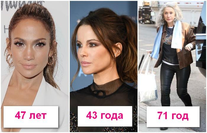 10 голливудских красавиц, которые не стареют,  и секреты их молодости