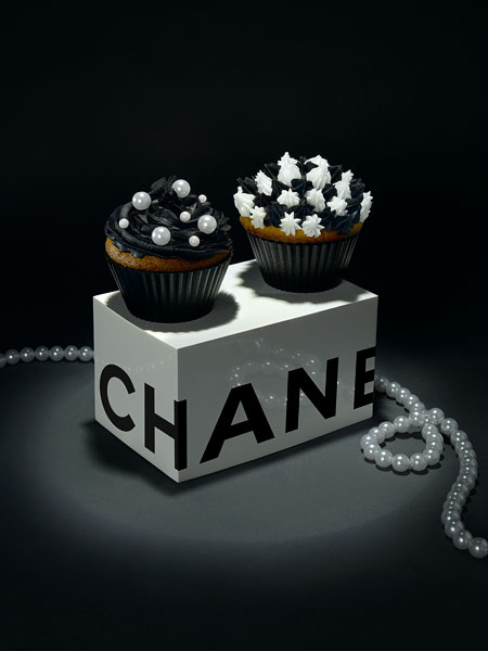 Коллекция брендовых пирожных с хорошим вкусом