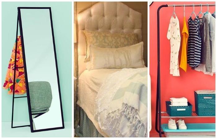 10 небольших деталей, которые сделают спальню уютной без особых затрат