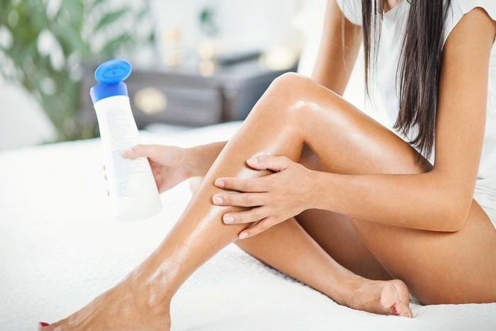 Кондиционер для волос и для гладкости кожи