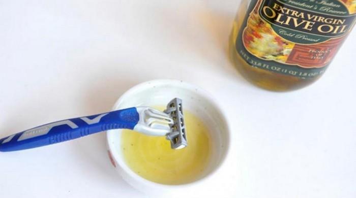 Оливковое масло - не только для кухни.