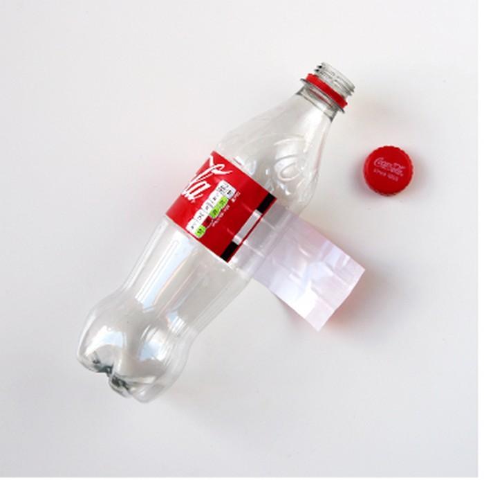Как сделать желейную колу в бутылке