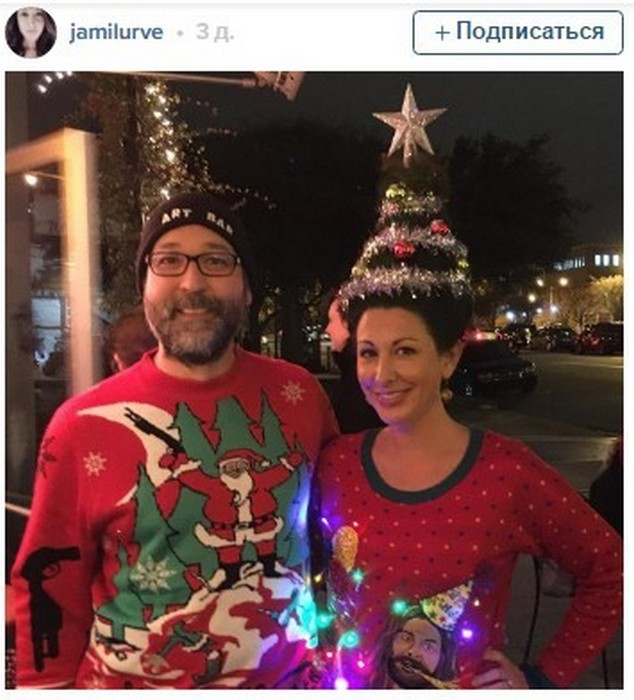 #christmastreehair – праздничный и немного сумасшедший тренд из инстаграм