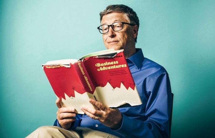 Книги, которые предпочитают миллионеры.