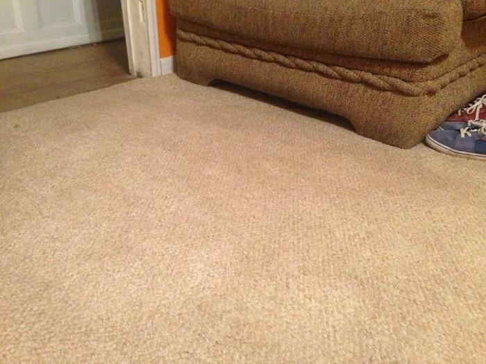 Результат – свежий и чистый ковёр. Ни запаха, ни пятен!