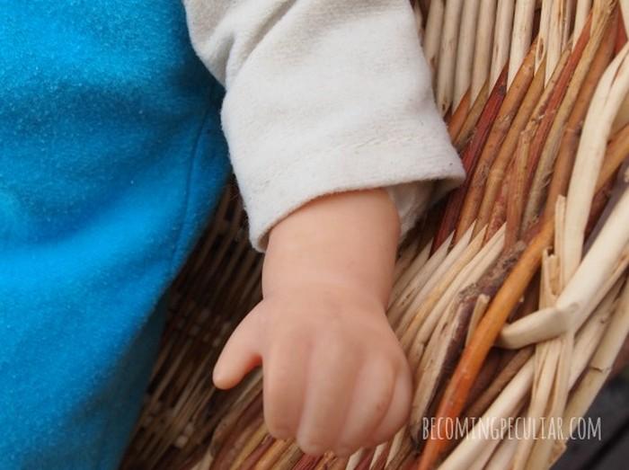 Родительский лайфхак: как отмыть шариковую ручку с игрушек