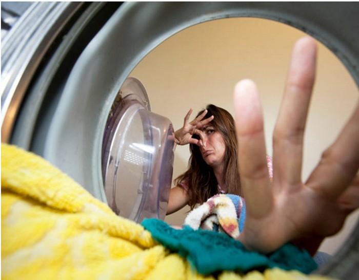 Если полотенца «попахивают».