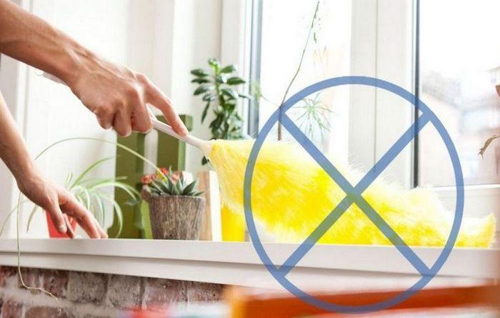 7 ошибок, которые мы все совершаем во время уборки