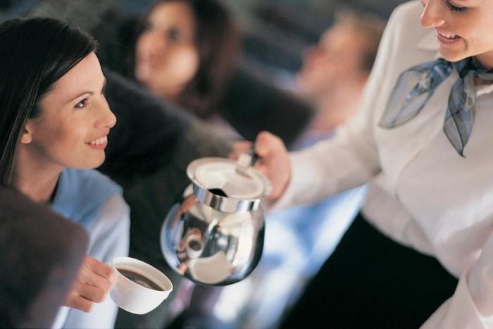 Кофе на борту нужен пассажирам куда больше, чем они думают.