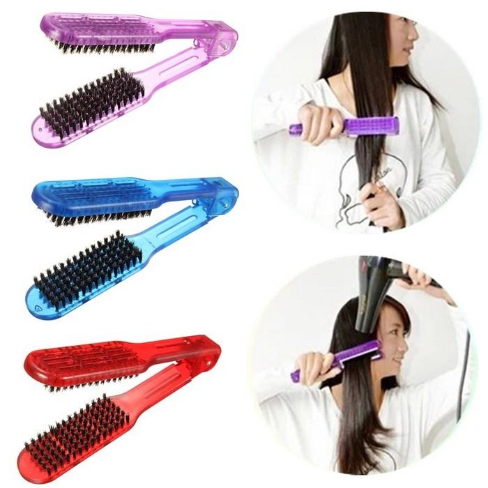 Китайский ответ вредным «утюжкам» для волос