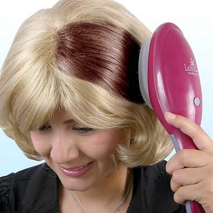 Расчёска, с которой и в салон на покраску ходить не нужно