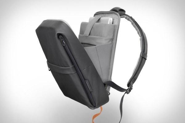 «Организованный»  рюкзак Flat Backpack