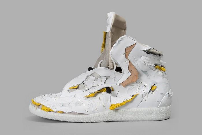 10 безумных дизайнерских кроссовок этого лета